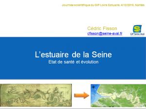 Journée GIP Loire Estuaire