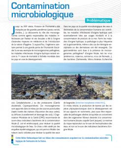 Fiche microbiologie